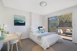 Professionaly styled property photo bedroom