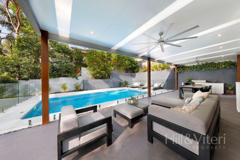 10B Hornby Ave, Sutherland Entertaining & Pool